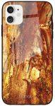 Babaco üveg hátlap - iPhone 7 / 8 / SE2 - Abstrakt 022