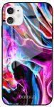 Babaco üveg hátlap - iPhone 7 / 8 / SE2 - Abstrakt 026