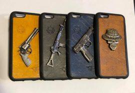 MN Hátlap - iPhone 6 / 6s - okkersárga