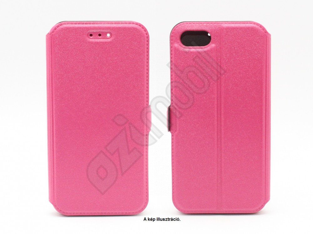 Book Cover flip tok - Samsung Galaxy A5 - pink - Ozimobil Webáruház aa3d2e6b94