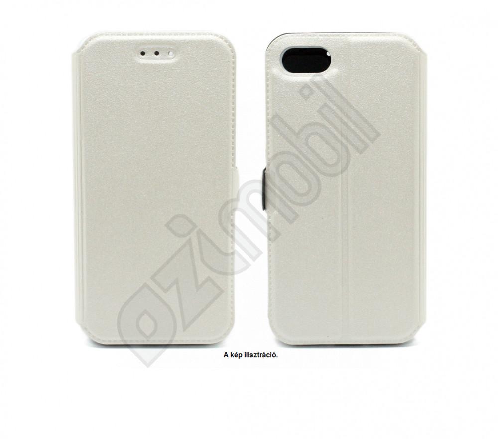 Book Cover flip tok - Sony Xperia Z5 Mini - fehér - Ozimobil Webáruház dd776a455a