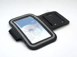 Armband Slim Case (karra rakható tok) - Samsung Galaxy S3 / S4 - fekete