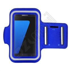 Armband Slim Case (karra rakható tok) - (6,0) - kék