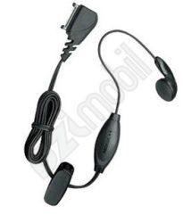 Vezetékes headset-HS-5-fekete