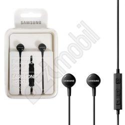 Gyári Headset Samsung 3,5 fekete 1,2 m - HS1303