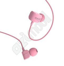 Remax vezetékes headset - RM502 - pink