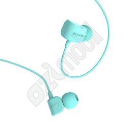 Remax vezetékes headset - RM502 - türkiz