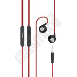 DEVIA ripple in-ear D2 headset - piros