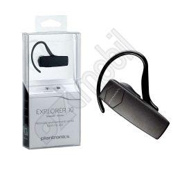Plantronics Explorer 10 Bluetooth headset v3.0 - black - USB töltős