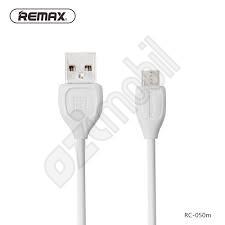 UGY adatkábel - Remax RC-050m - Micro USB - fehér