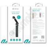 Devia vezeték nélküli SelfieStick 3,5mm - fekete