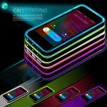 Flash Case hátlap - iPhone 6 / 6s - kék
