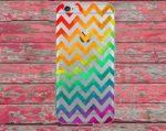 TPU Design szilikon hátlap - iPhone 5 / 5s - színes