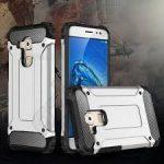 Armor ütésálló hátlap - Samsung Galaxy S7 Edge / G935 - ezüst