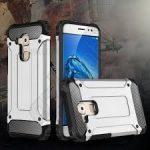 Armor ütésálló hátlap - Samsung Galaxy S7 / G930 - ezüst