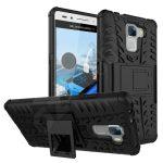 Armor Hybrid ütésálló hátlap - iPhone 6 / 6s - fekete