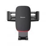 Baseus Metal Age Gravitációs autós tartó CD nyílásba - Fekete