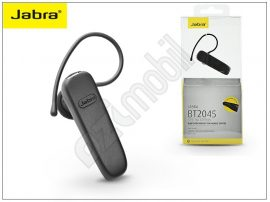 Jabra BT2045 Special Edition Bluetooth headset v2.1 - MultiPoint - szivargyújtó töltős - black