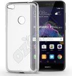 Jelly Electro - Samsung Galaxy J330 / J3 (2017) szilikon hátlap - ezüst
