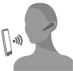 − Bluetooth headsetek