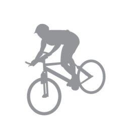− Motoros / kerékpáros tartó
