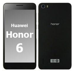 » Huawei Honor 6